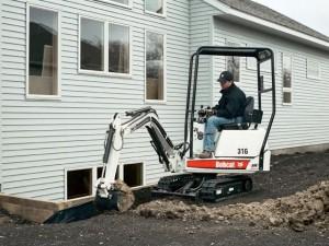 Kostnad för grävare och grävmaskin