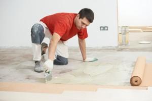 Arbetskostnad golvläggning